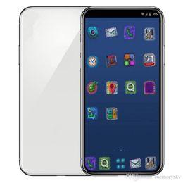 "Video-ladegeräte online-5,8 ""Goophone 11 Quad Core 1 GB RAM 16 GB ROM Face ID Unterstützung Wireless Charger Show Gefälschte 4G LTE Andorid Smartphone"