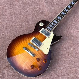 Livraison gratuite! La couleur en gros peut être une guitare électrique personnalisée, une pièce de cou, un corps, un pont tune-o-matic 20190125 ? partir de fabricateur