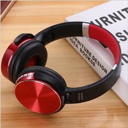 meilleur casque bluetooth pour blackberry Promotion 2019 OEM Over-Ear Pliable Noise Cancelling usine directement Bluetooth casque écouteur sans fil Bluetooth meilleur casque