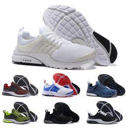 newest 88273 5fd02 Nike Air Presto Ultra low 2018 neue original presto v2 ultra br tp qs  schwarz weiß x laufschuhe günstige sport frauen männer ai prestos aus  basketball ...