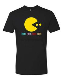 2019 buenas camisas de negocios casual Hombres Gaming Gamer T-Shirt Retro Video Game Good Quality Cotton Men O-Neck Casual Print T-shirt Business rebajas buenas camisas de negocios casual