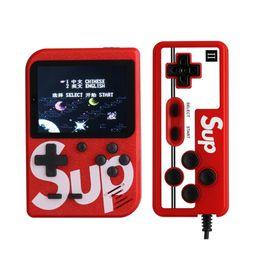 dois jogadores Desconto SUP Handheld Video Games Console Suporte para jogos de dois jogadores 400 em 1 AV Saída 3.0 HD tela do jogo Game Player mais de PVP PXP3