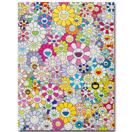 Canada Décoration murale japonaise Takashi Murakami Art Silk Print Poster 87 Offre