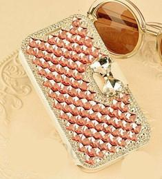 Canada Bling cristal strass en cuir diamant luxe Flip portefeuille carte peau cas de couverture pour iPhone X XS MAX XR 4 5S 5C 6S 7 7PLUS 8PLUS cheap iphone metal skin Offre