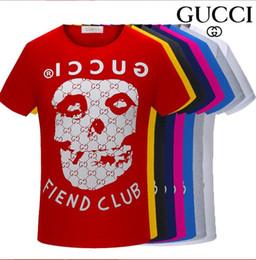 Argentina 2019 Best Sellers para hombre camisetas de diseño Verano nueva impresión de letras del arco iris camiseta hombres y mujeres camisa de lujo cheap mens best casual shirts Suministro
