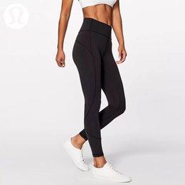 i vestiti indossano i pantaloni di yoga Sconti Donne Yoga Abiti Donna Sport Leggings completi Pantaloni da donna Esercizio Fitness Abbigliamento da donna Marchio Running Leggings MMA2161