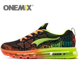 onemix tênis Desconto ONEMIX Air Running Shoes por Homens Mulheres 97 malha respirável Athletic exterior Jogging Sneakers Max 12,5