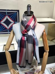 Ladies Silk Spring Summer Scarf NZ   Buy New Ladies Silk