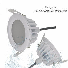 Luz del punto LED del techo LED del downlight 5W / 7W / 9W / 12W / 15W / 15W AC85-265V IP65 desde fabricantes