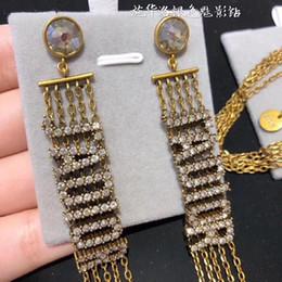 baby mädchen perlen armbänder Rabatt 2019 Modedesigner Ohrringe vergoldet Ohrstecker weiblich weiblich Party Hochzeit jewelry004