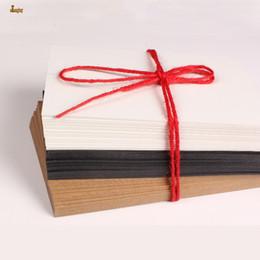 2019 крафт-картон Бесплатная доставка A6 размер 10 см х 15 см крафт-бумага 350gsm карточная бумага, DIY подарочная упаковка картонная бумага пустая открытка дешево крафт-картон