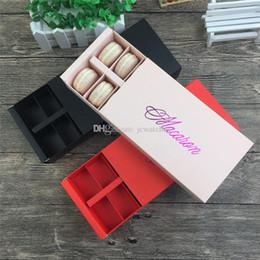 Tipo de cajón de papel 12 tazas Caja Macaron Muffin Galleta Postre Pastel de chocolate Caja de embalaje Caja de embalaje de regalo del partido desde fabricantes
