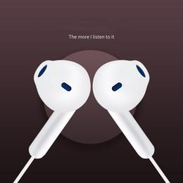 Vente chaude 3.5mm Jack Basse Écouteur Pour iPhone 6 6S 5 5S In-Ear Earbud Avec Microphone Blanc Casque Pour Apple Xiaomi SAMAUNG sony ? partir de fabricateur