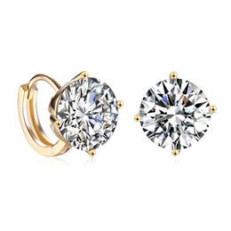 ce596ca53 vintage screw back earrings Coupons - Earring Crystal Boho Vintage Clip On Screw  Back Romantic Zircon
