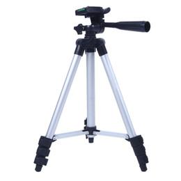 soporte para videocámara Rebajas Trípode de cámara profesional Portátil de viaje Portátil de aluminio Fotografía Soporte de soporte para trípode para Sony Canon Nikon Videocámara