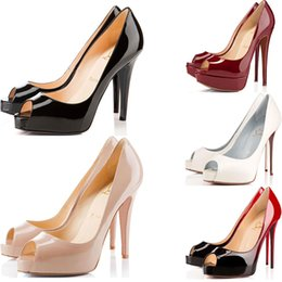 Canada CL Christian Louboutin Sneaker Designer Chaussures So Kate Styles Chaussures à Talons Rouges Bas Talons Luxe 12CM 14CM Cuir Véritable Point Toe Pumps Taille 35-42 Offre
