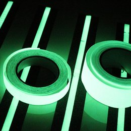 Path Lights Luminous Tape Self-adhesive Glow In The Dark Safety Stage Home Warning Tape 12.27