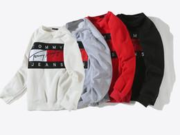 suéter kanye west Rebajas diseñador sudadera con capucha streetwear para hombre sudaderas con capucha suéter de lujo deporte kanye west hip hop cuello redondo sudadera chándal chándal