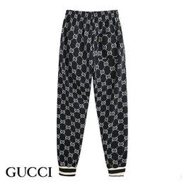 jeans de anos Desconto Gucci casual trousers 2019 sportswear homens paletó de beisebol da forma dos homens novos hococal e esportes mulheres casal zipper calças senhoras terninho esportivos de luxo
