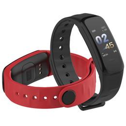 2019 pulsera inteligente deportes android Bluetooth Smartwatch Sport Fitness Smart Watch Hombres Mujeres Relojes de pulsera inteligente para Android IOS pulsera inteligente deportes android baratos
