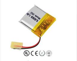 uso recarregável pequeno da bateria 3.7v 80mah 302020 do polímero da bateria de lítio em vários produtos eletrônicos de Fornecedores de mini barco solar