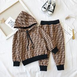 Argentina 2019 y otoño invierno nuevo patrón Traje Tendencia Tiempo de la muchacha fácil de la manera de los niños la ropa del bebé de diseño de lujo ropa de los niños 092011 Suministro