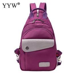 2019 sacs à dos scolaires pas chers pour filles Différentes couleurs sacs d'école sac coréen pour les filles adolescent filles Oxford imperméable à l'eau pas cher-sac à dos 2018 sacs à dos scolaires pas chers pour filles pas cher