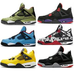 Venta al por mayor de Retro Iv Men Basketball Shoes