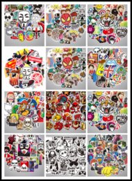 Canada Bricolage Autocollants Posters Stickers Muraux pour Enfants Chambres Home Decor Autocollant sur Ordinateur Portable Skateboard Bagages Stickers Muraux Voiture Autocollant 500pcs cheap kids room decor cars Offre