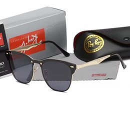 Home Modeaccessoires Sonnenbrillen Produktdetail 1 Stück Herren Damen Classic Pilot Sonnenbrille 15 Lens Designer Large Metal Sun Glasses Gol von Fabrikanten