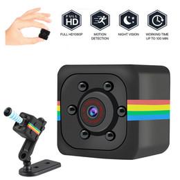 Telecamera Super Mini Telecamera FULL HD 1080P Telecamera portatile di sicurezza domestica Piccola telecamera esterna Rilevatore di movimento per visione notturna Nascosto da telecamera nascosta esterna hd fornitori