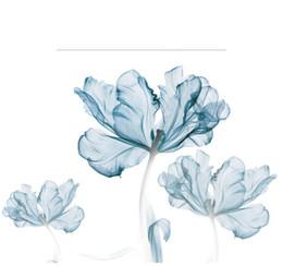 Deutschland 110x180 cm Große Blaue Lotusblume Vinyl Wandaufkleber Poster Wohnzimmer Schlafzimmer Wohnkultur Aufkleber Stikers Wandbild Kunst Tapete Versorgung