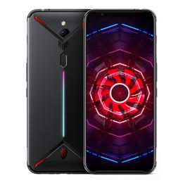 красный мобильный телефон 4g Скидка Оригинальный Nubia Red Magic 3 4G LTE сотовый телефон 6 ГБ ОЗУ 64 ГБ 128 ГБ ROM Snapdragon 855 Octa Core Android 6,65