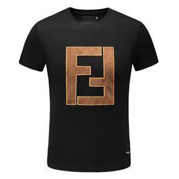 Canada Mens Designer T-Shirts De Mode Vêtements Pour Hommes 2019 D'été Casual Streetwear T-shirt Mélange Ras Du Cou À Manches Courtes Offre