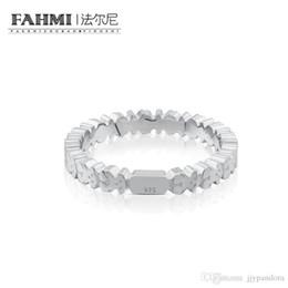 paar ringe 7.5 Rabatt FAHMI 100% 925 Sterling Silber Bär Ring zu senden, Freundinnen paar Geschenk Ring weibliche Modelle 512725520 Kostenlose elegante Schmuck