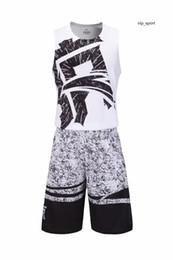 Camiseta de baloncesto estilo libre online-Online Good Basketball Sets Sport Jersey Nuevo estilo Envío gratis Barato 13 Barato