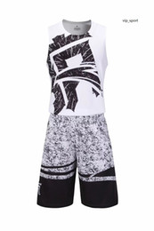 Basquete estilo livre estilo jersey on-line-Conjuntos de Basquete Bom Online Esporte Jersey Novo Estilo Frete Grátis Barato 13 Barato