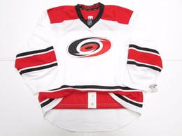 Cheap custom CAROLINA HURRICANES AWAY JERSEY stitch add any number any name  Mens Hockey Jersey XS-6XL 61de55fa6