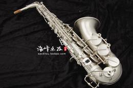 EPPELSHEIM allemand série VIII8 série saxophone alto saxophone sax argent plaqué dessin instruments de musique professionnels ? partir de fabricateur