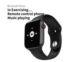 яблоко сенсорный экран смотреть дети Скидка Новый Smartwatch Мужчины ЭКГ Фитнес-Монитор Сердечного ритма Bluetooth Вызов Сенсорный Экран Часы Женщины Для Apple Android Phone