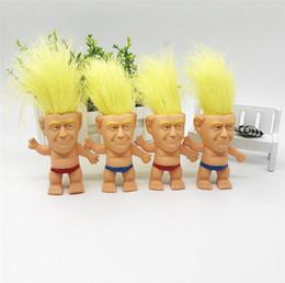 Argentina Magia Donald Trump Figuras de acción Muñeca Presidente de los Estados Unidos John Trump 2020 Elección general Modelo creativo Bebé Niños Mano Jugar Juguetes divertidos A61305 Suministro