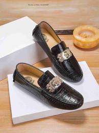 5eb258c226 homens vestindo sapatos tamanho 46 Desconto 2019 mix 46 modelo italiano  marca de luxo top de