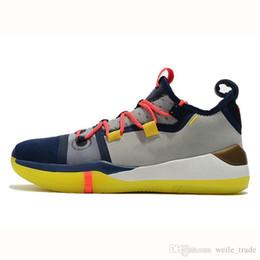 brand new 9b08c 3b3c7 kobe bryant basketball shoes Rabatt Neue Kobe Black Toe Herren Basketball  Schuhe Hohe Qualität Kobe Bryant