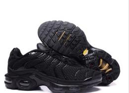 2019 hombres de látex de cadena nike air max Off white Flyknit Utility vapormax TN Plus  Malva Coloring String Olive In Metallic Designer Triple Trainer Sport Sneakers 2019 hombres de látex de cadena baratos