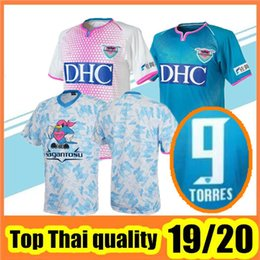 f7f2f7f8c76 2019 2020 Sagan Tosu Soccer Jerseys 9 Fernando Torres Takahashi Harakawa  Kyosuke Custom Home Away 19 20 Japan J League Casual Football Shirt