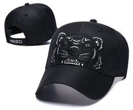 Yüksek kalite marka kaplan Beyzbol şapkası Şapka Erkekler kadınlar için Rahat spor vizör Şapka toptan gorra Snapback Kapaklar Casquette kemik baba şapka nereden