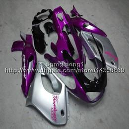 2019 yamaha rose Cadeaux + vis panneaux de moto rose argenté pour kit moteur Yamaha YZF1000R 1997 2007 en plastique ABS yamaha rose pas cher