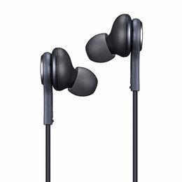 2019 mini bluetooth hören musik S8 3,5-mm-Kopfhörer-In-Ear-Kopfhörer-Mikrofon Freisprech-Headset für alle Mobiltelefone mit 3,5-mm-Stecker