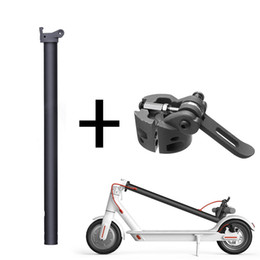 electric poles Coupons - Folding Pole Base Replacement Spare Parts For Xiaomi M365 Electric Scooter