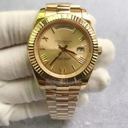 Eta механические часы онлайн-Top V3 мужские часы DAYDATE розовое золото Азия eta 2836 автоматический 40 мм президент сапфировое стекло механические мужские часы водонепроницаемый 50 м 333